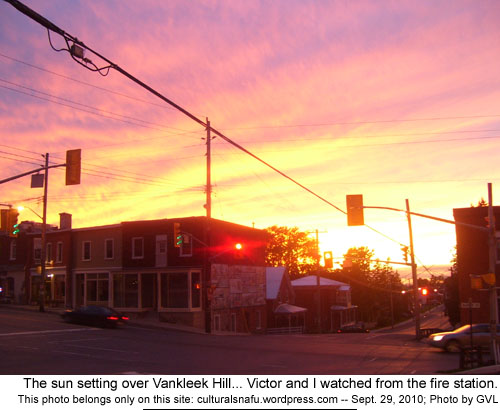 Victor's photo of the week