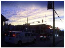 real Vankleek Hill sunset