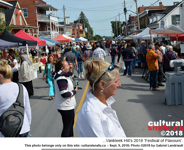 Vankleek Hill's Festival of Flavours